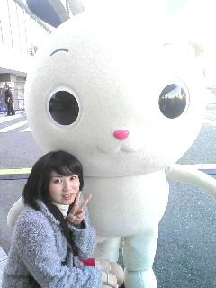 ななみちゃん@NHK