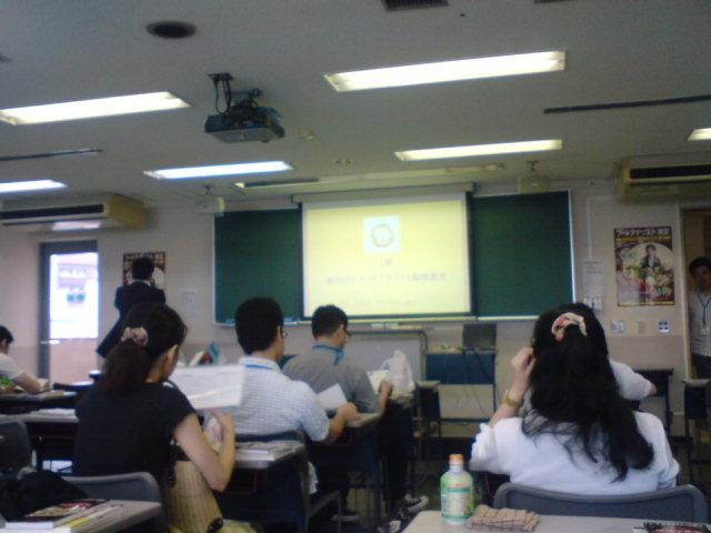 講師@東京調理師専門学校