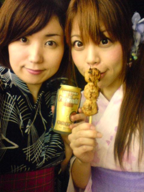 盆踊りwithメイド: HAPPY GO! LU...